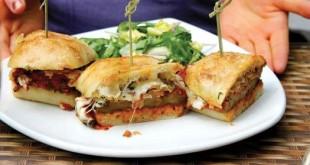 ساندویچ مخصوص گیاهخواران