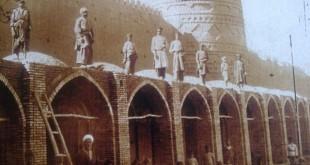 بازار سنتی و قدیمی کرمان