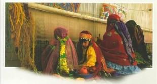 قالی بافی | صنایع دستی خواف