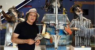 جایزه جهانی هنرمندان نوظهور برای ناصر پلنگی