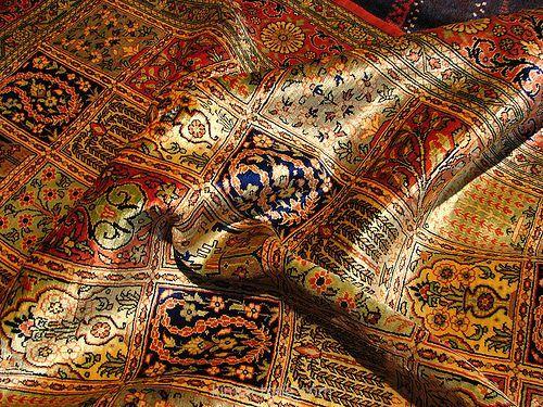 حراج فرش ایرانی فراخوان شد