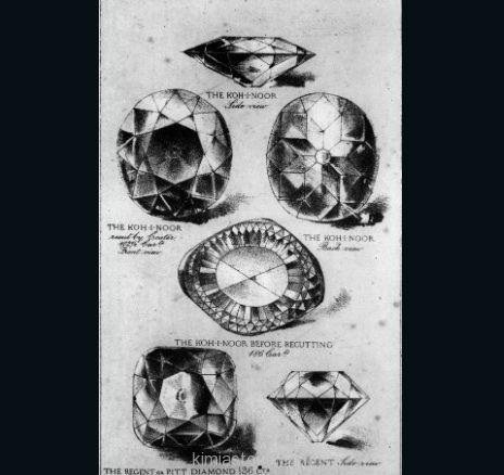 الماس کوه نور، باعث دعوای هند و انگلیس شد