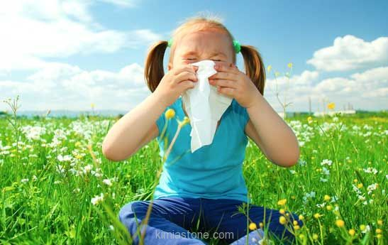 آلرژی بهاره را چگونه درمان کنیم؟