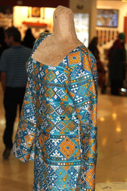 صنایع دستی نماد توانمندی زنان سیستان و بلوچستان