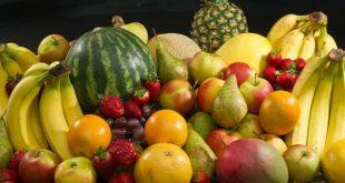 میوه های مفید برای مو
