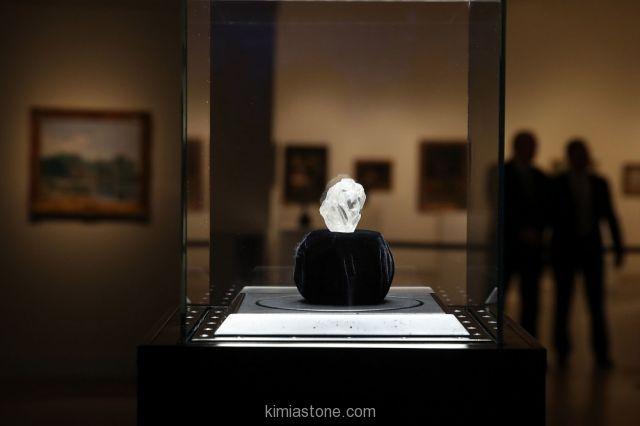 بزرگترین الماس جهان فروش نرفت