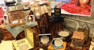 صنایع دستی با بسته بندی مناسب