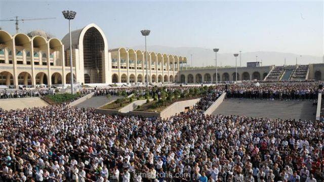 نماز عید فطر 95 در تهران کجا برگزار می شود؟