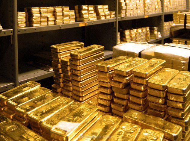 معدن طلا