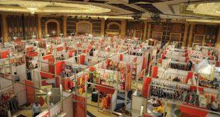 نمایشگاه بینالمللی پوشاک 95 در تهران