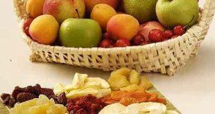 فواید خوردن میوه قبل از خواب