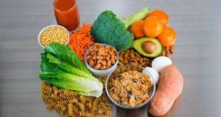 درمان افسردگی با تغذیه سالم