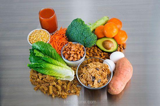 پتاسیم در چه مواد غذایی وجود دارد؟