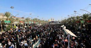 مسیرهای پیاده روی اربعین 95 در تهران