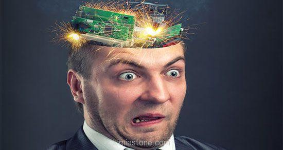 اشتباهات رایج مغز