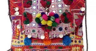 سکه دوزی هنر بلوچستان
