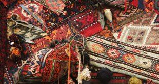 نمایشگاه بافته های ایلیاتی در تهران