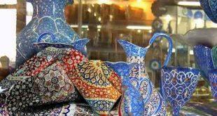 فروشگاه صنایع دستی در تمام استانها تأسیس میشود