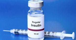 پایان تزریق انسولین