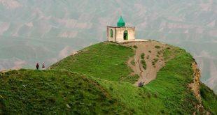 محوطه تاریخی خالد نبی باز سازی می شود