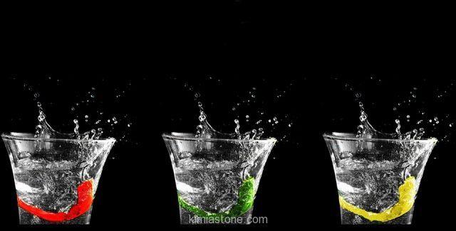 کاهش استرس با نوشیدن آب