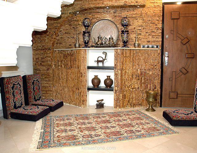 ترویج صنایع دستی با ایجاد خانه ایرانی