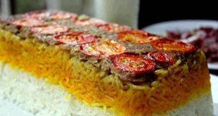 کباب لا پلو