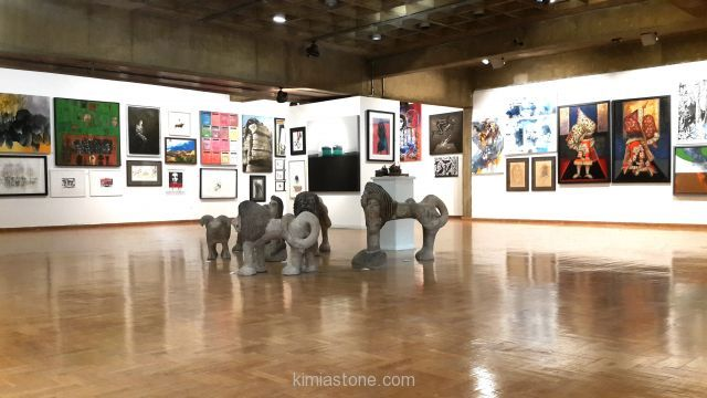 نمایشگاههای هنری تهران در فروردین ۹۷