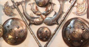 بازدید مسوولان از نمایشگاه صنایع دستی عیدانه