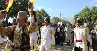 مراسم نوروز در عشایر بیله سوار