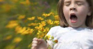 راه های مقابله با حساسیت بهاری