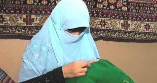 اولین قرآن دست دوز جهان