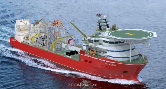 کشتی اکتشاف الماس