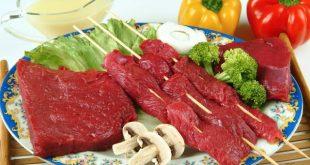 خواص گوشت شترمرغ