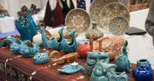 نمایشگاه سراسری صنایع دستی در مشهد