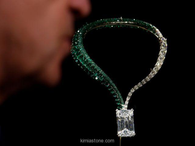 «زیباترین الماس جهان»