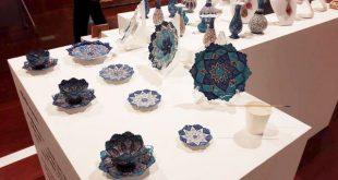 نمایشگاه هنر و صنایع دستی ایران در سئول