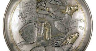 هنر فلزکاری در عهد ساسانی