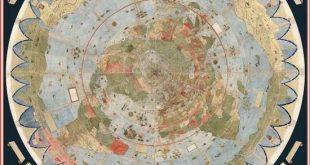 قدیمی ترین نقشه بزرگ جهان
