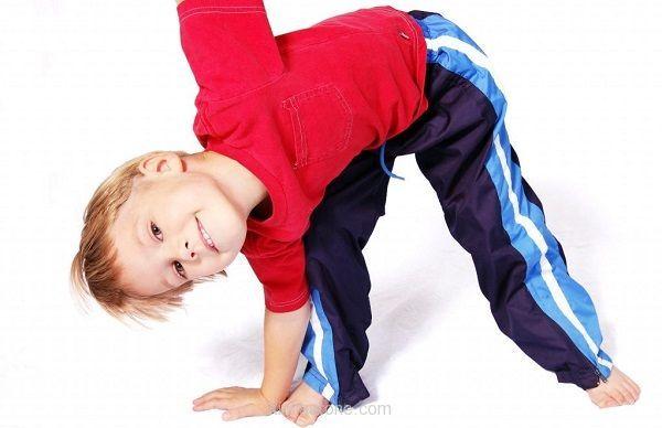 سن مناسب شروع ورزش کودک