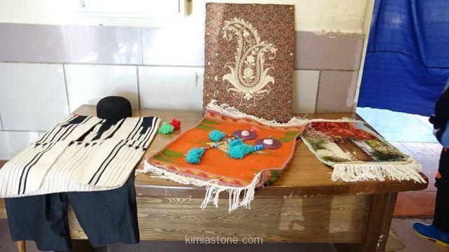 نمایشگاه صنایع دستی کوهرنگ