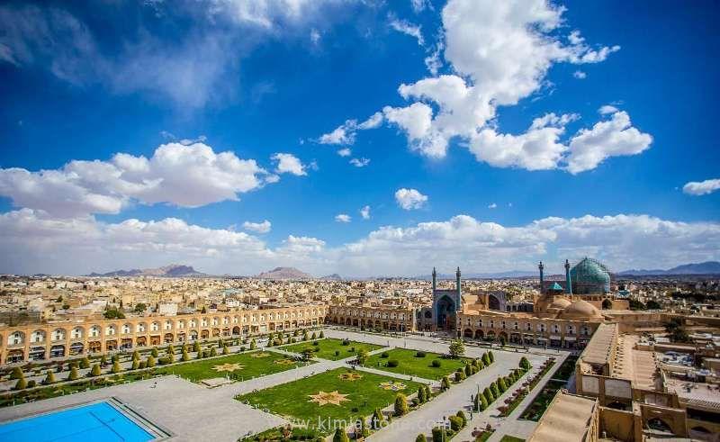 نقش جهان کانون صنایع دستی اصفهان