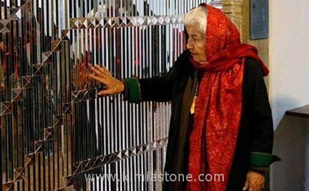 اولین موزه مختص یک زن هنرمند در ایران