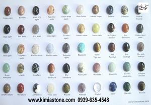 کلکسیون و کیت آموزشی سنگ های قیمتی جهان