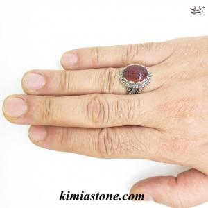خرید و فروش انگشتر دست ساز نقره