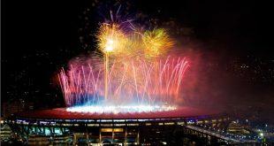 مراسم افتتاحیه المپیک 2016