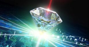 استفاده از الماس در کامپیوتر کوانتومی