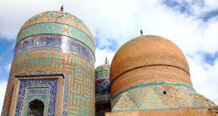 بقعه شیخ صفی الدین اردبیلی شکوه هنر و معماری اسلامی