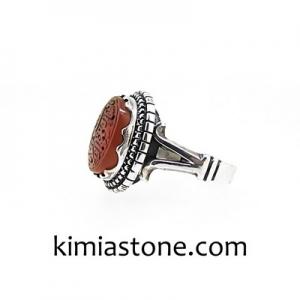 خرید انگشتر نقره اصل یمنی/ خرید اینترنتی انگشتر